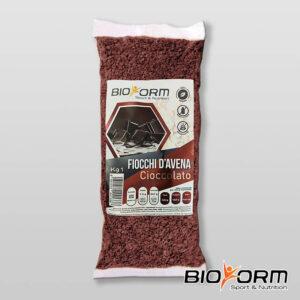 fiocchi d'avena cioccolato bioform